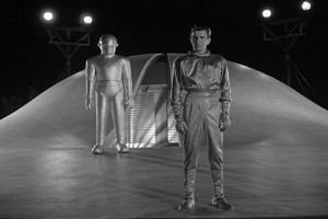 From the earth stood still 1951